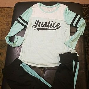 Justice Outfit